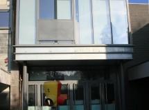 Sint-Jozefschool Evere - architectenbureau Vanthournout