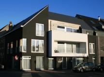 appartementen New Building - arch. Paul De Boelpaep