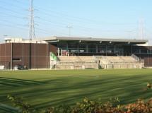sportcomplex Dooren - arch. Marc Coppens en Mark De Baerdemaeker