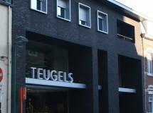 verbouwing Teugels - arch. Kathy van de Casteele